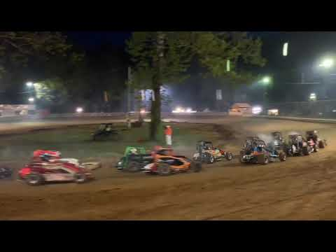 270 Feature - 5/22/19 - Shellhammers Speedway
