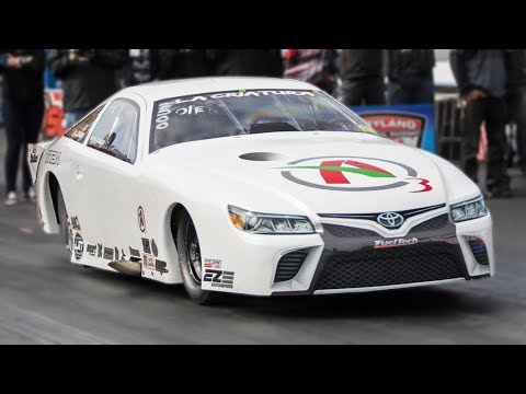 Download Youtube: Inline 6 Toyota goes 240mph (2JZ no S*@&)
