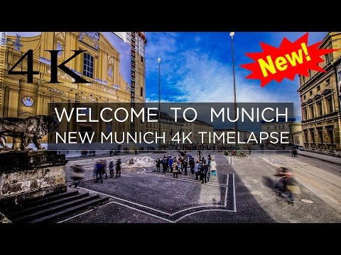 Munich travel guide | Travel to munich | 4K video | munich germany airport!!