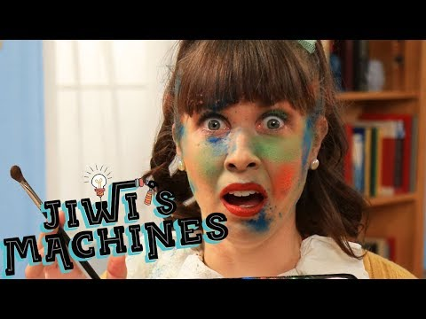 It Has a Virus! - Jiwi's Machines Ep. 2 - FULL EPISODE