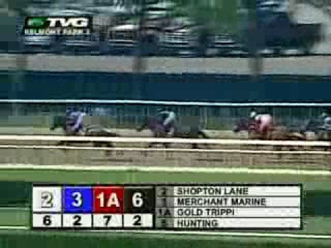 Yankee Victor Stakes 2008 (Debut de Taconeo en USA)