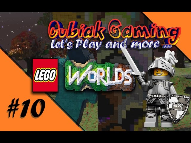 KLOPATRA IS DOOF ★ Let's Play LEGO Worlds #010