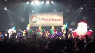 T-Palette感謝祭 2013の最後を飾った「ENJOY!!ENJO(Y)!!」のパフォーマ...
