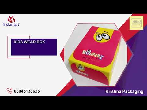 Packaging Box and Printing Service Manufacturer