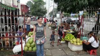 Yangon trip ( Rangoon ), Myanmar ( Burma )