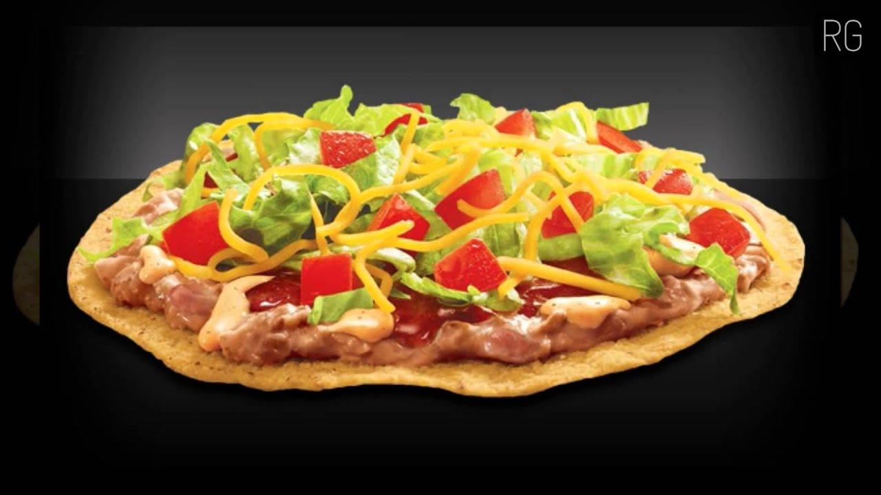 New Food Item At Taco Bell