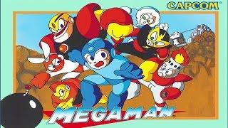 Mega Man 1 Entire Game Full Playthrough - Kinda Funny Plays