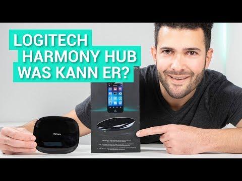 Was Ist Und Kann Der Logitech Harmony Hub?
