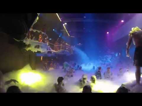 Espuma at Amnesia Ibiza (Foam Party, Foam and Diamonds)