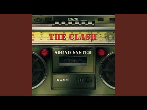 This is Radio Clash (Different Lyrics)