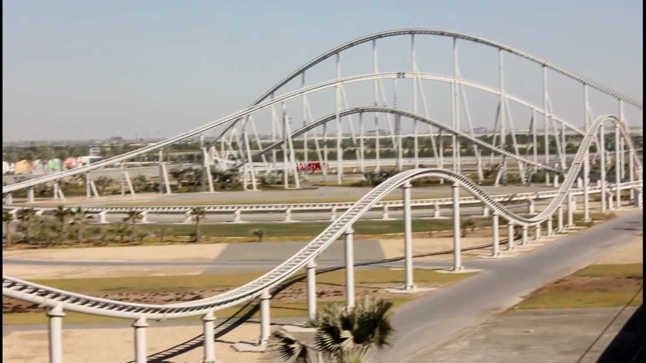 Formula Rossa - The world's fastest roller coaster at ...