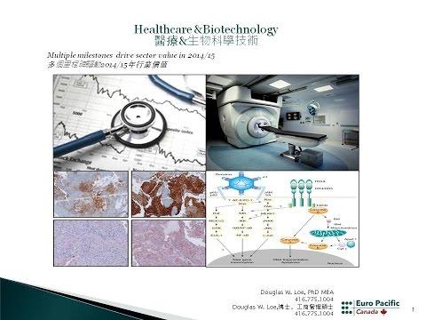 Highlighting Healthcare & Biotechnology Investment - Douglas Loe
