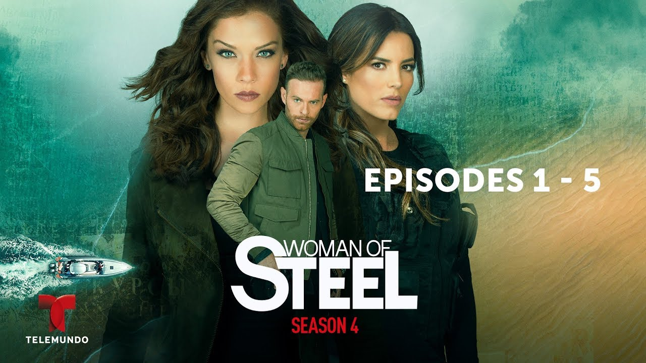 Download CATCH UP: Woman Of Steel S4 Ep.1 - 5