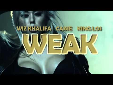 Wiz Khalifa  Weak ft. Cassie _ King Los NEW 2013)