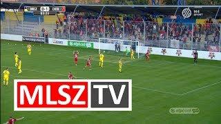 Bódi Ádám gólja a Mezőkövesd Zsóry FC - DVSC mérkőzésen