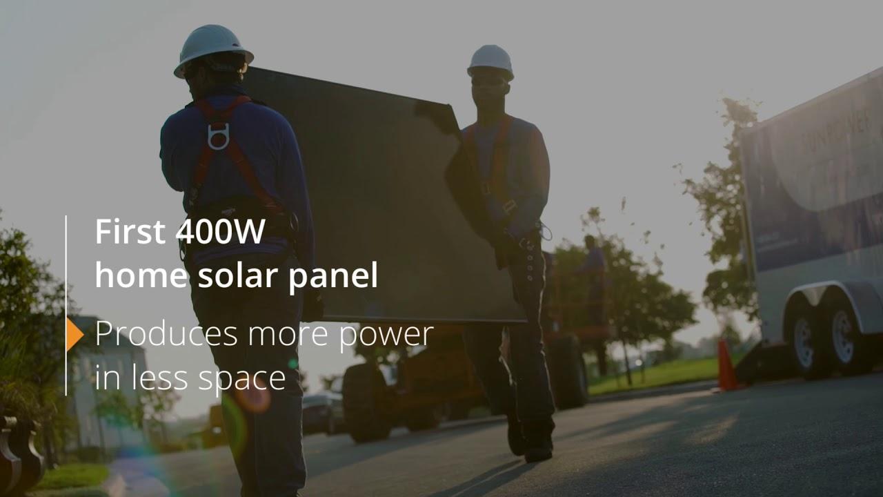 A-Series Solar Panels | SunPower