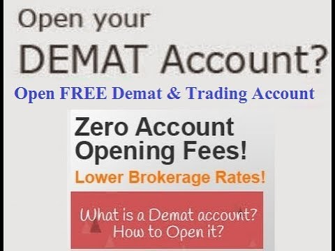 How to Open Online Free Demat Account?(HINDI) [ TOP RATED ]
