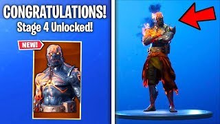 How To UNLOCK Stage 4 Snowfall Prisoner Skin! (Snowfall SKIN Stage 4) Stage 4 Key Location