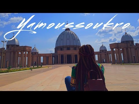 My Travel Diary 2017| Yamoussoukro (Ivory Coast) - World's largest Basilica