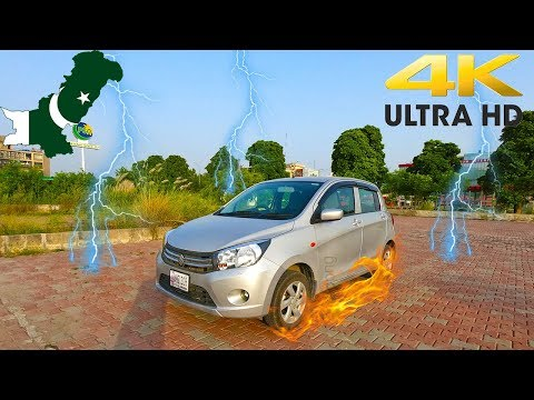 Official Suzuki Cultus/Celerio VXL 2019 2nd Generation Review | 4K Video