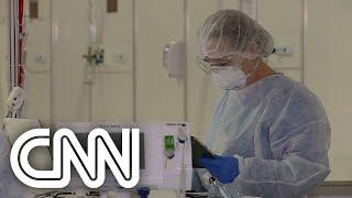 Ocupação de leitos de UTI supera 80% em 17 estados e DF   CNN 360º