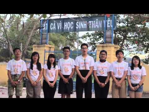 Đón Xuân - trường THPT chuyên Lê Quý Đôn Khánh Hòa