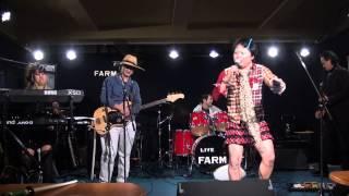 穴金田三郎&コンクリートジャングルズ / 福知山 STUDIO FARM 2013.01....