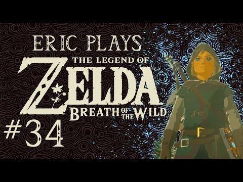 """ERIC PLAYS The Legend of Zelda: Breath of the Wild #34: """"Wasteland Wonderland"""""""