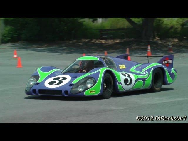 Ferrari Beaters: Porsche 917LH