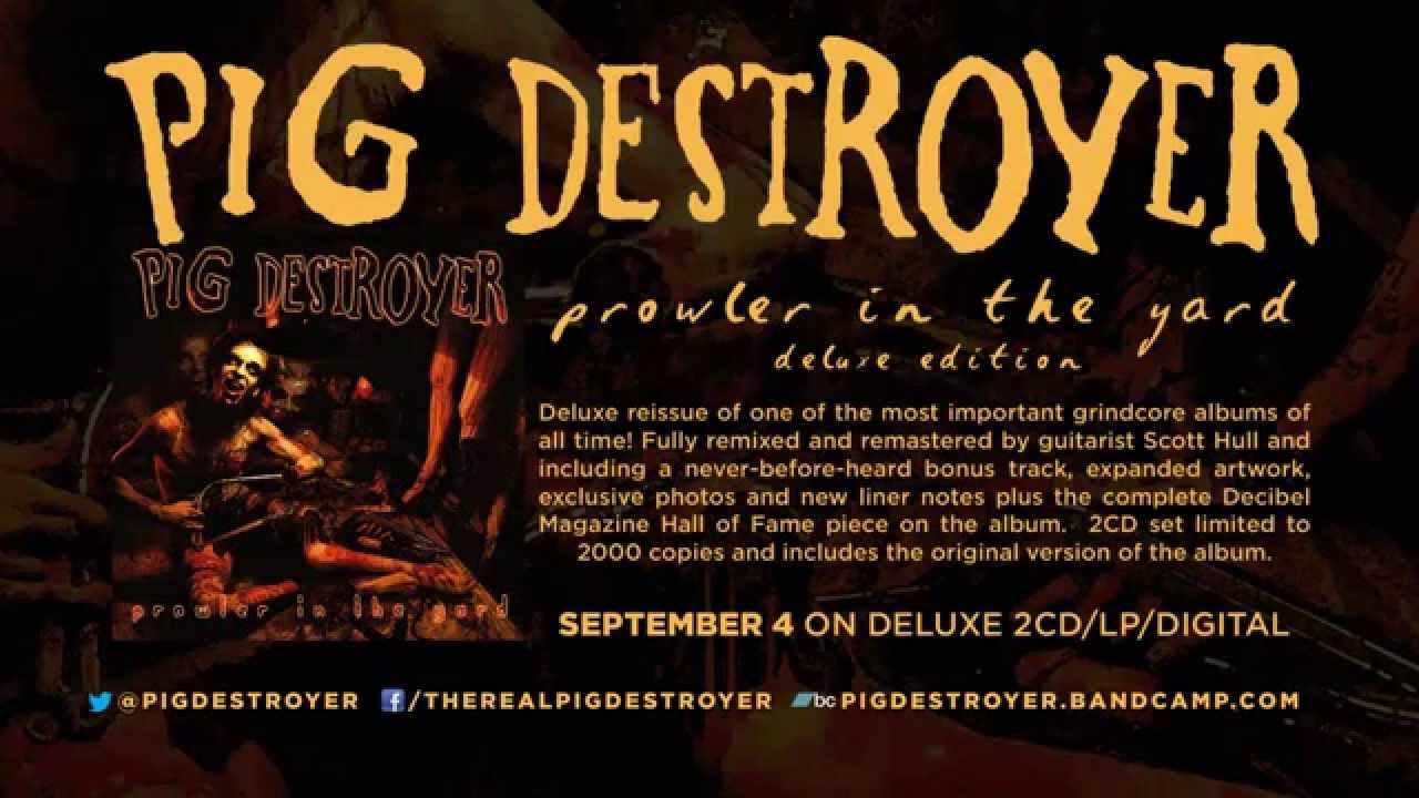 pig destroyer scatology homework