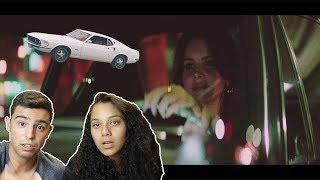 Lana Del Rey - White Mustang | Reaction