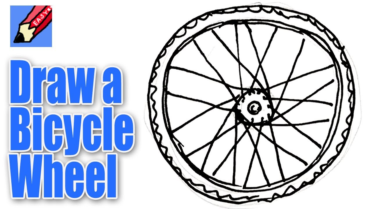 bicycle spokes drawing images