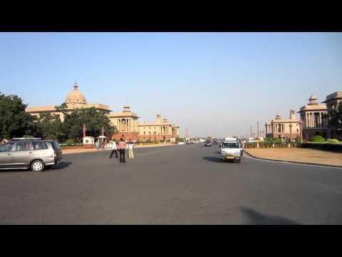Rashtrapati Bhavan - New Delhi