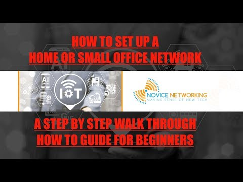 How to set up a domain