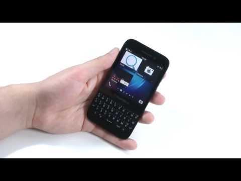 Blackberry Q5 im ausführlichen Test