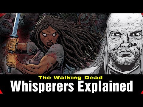 The Walking Dead Whisperers Explained - Season 9 Villains