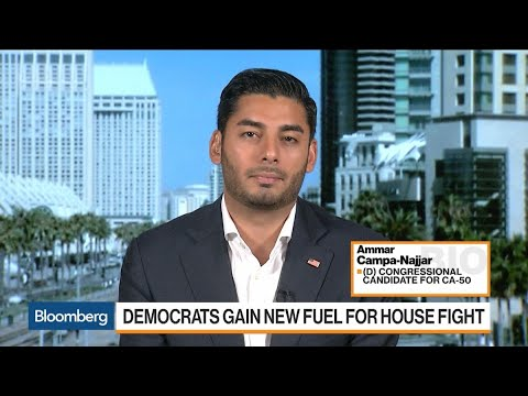 Meet the Candidate Looking to Unseat Duncan Hunter