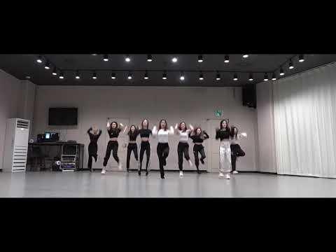 [Mirrored] Fromis 9 - 'NOW' Dance Practice