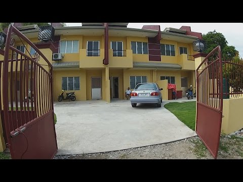 10,000 Peso ($210 USD) Apartment Example in Dumaguete - Phil
