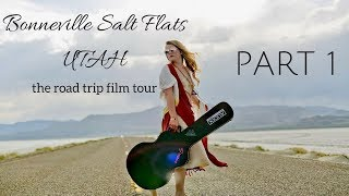 Bonneville Salt Flats, UT - Road Trip Film Tour VLOG (1/3)