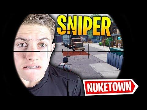 onlajn novosti battle sniper sur la map nuketown fortnite creatif svezhij vypusk rossiya segodnya - nuketown fortnite map