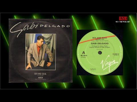 🔴 Gabi Delgado – Sex And Soul / Amor (12-inch ) [D.A.F.] 1983 / LIVE audio vinyl record
