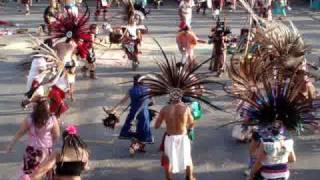 Danza Azteca Apache