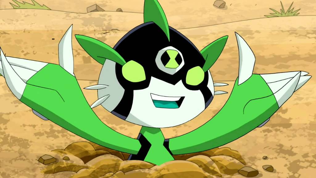Ben 10 Omniverse Ditto Transformation And Scene From Quot A