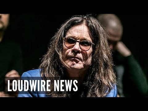 Ozzy Osbourne 'Breathing on His Own' After Hospitalization Mp3