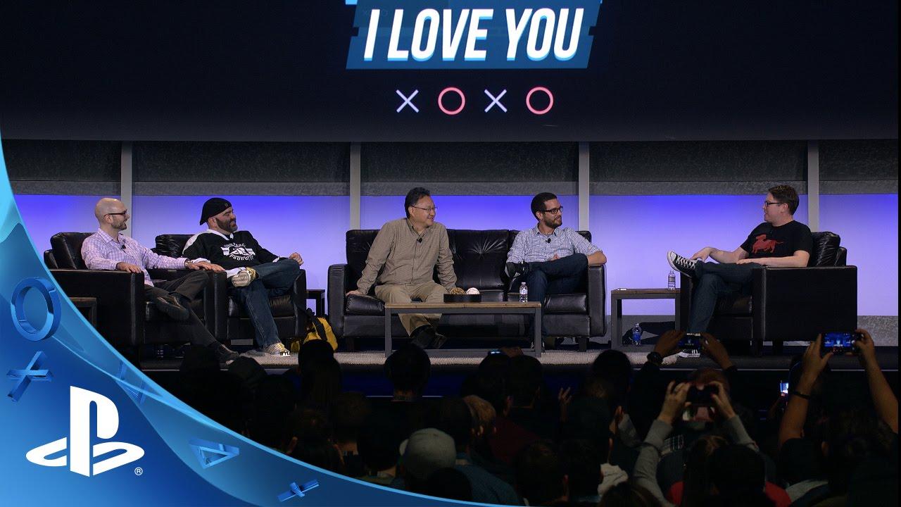 b0ededbdc9 PS I Love You XOXO Live at PlayStation Experience 2016 – PlayStation.Blog