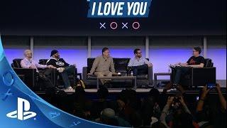 PlayStation Experience 2015: PS I Love You XOXO Panel