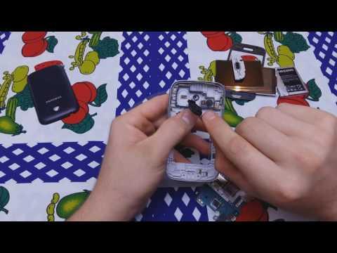 Desmontando o Samsung Galaxy Pocket 2 Duos