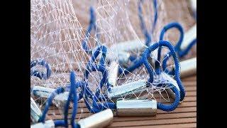 Cast Net 2 4m 5m Fishing net Fishing Net American Sign Cast Network Folding
