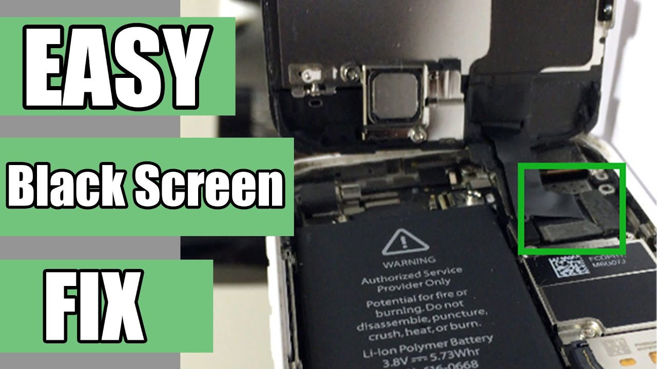 how much to fix iphone 5c screen how to fix black and unresponsive iphone screen iphone 5c 19801